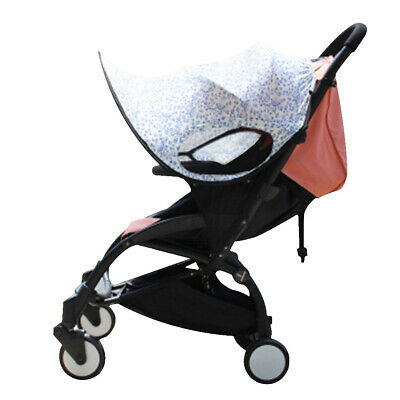 Durable Sun Shade Shield For Baby Stroller UV Protection Cover Pushchair Cap