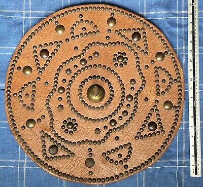 Genuine Highland Targe (Shield) Made in Inverness around 50 years ago