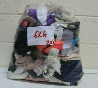 HUGE Job Lot 6KG of Womens BRAS Mixed Sizes and Styles Various Brands - 203