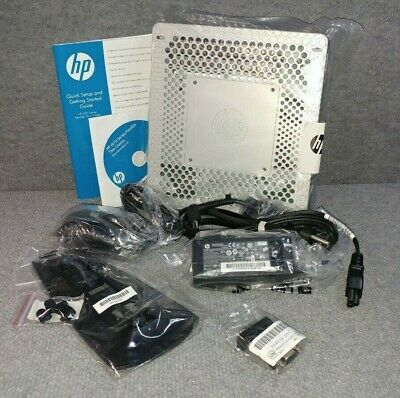 HP T610 PLUS Thin Client with NIC | AMD G-T56N, 4GB
