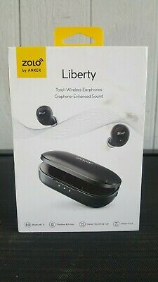 c6eef931b78 ZOLO - LIBERTY by Anker- Fully wireless earbuds - Graphene-Powered ...