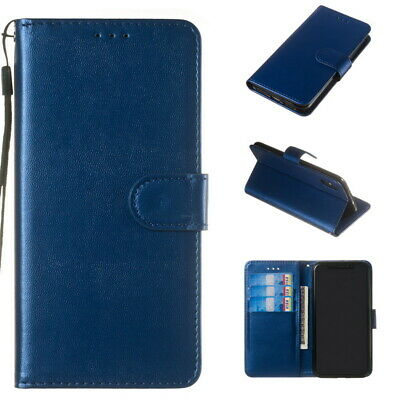 Leather Magnetic Card Wallet Case Flip Cover for iPhone 11 6 7 8 Plus XR XS Max