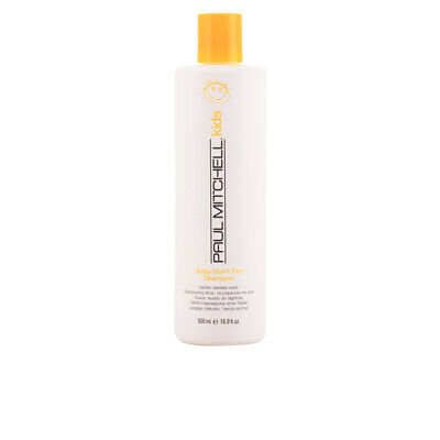 Productos Peluquería Paul Mitchell unisex KIDS baby don't cry shampoo 500 ml