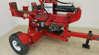WOLFE RIDGE MFG 28 Ton H O  Commercial Grade Log Splitter