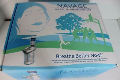 Navage Hygiene Nasal System ORIGINAL 2009 Prototype/First-RARE-NEW IN BOX!
