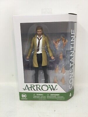 DC Collectibles DCC CW's TV Series The Arrow Constantine Action Figure New