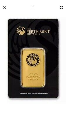 Perth Mint 1 Ounce Gold 999.9