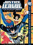 NEW Justice League Unlimited - The Complete First Season (DVD, 2006, 4-Disc Set)