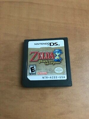 Legend of Zelda: Phantom Hourglass - Authentic - Nintendo DS - Cartridge Only!