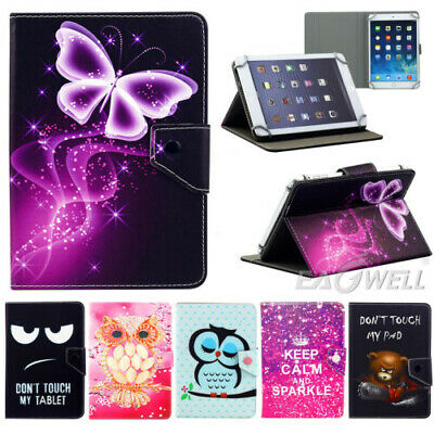 """US For Lenovo 8"""" INCH Tab E8 TB-8304F1 Tablet Flip Pattern PU Leather Case Cover"""