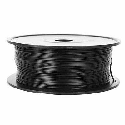 3D Printer Filament PLA - 1.75mm -1KG(350Meters) - Black Colours Available