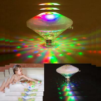 YUNLIGHTS LED BATH Light Floating Swimming Pool Lights Waterproof Tub  Light,...