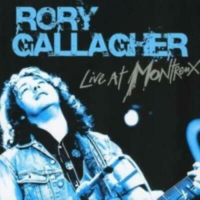 Rory Gallagher: Live at Montreux =CD=