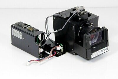 Laser Scanner Scankopf for 532 NM - X-Y Axle