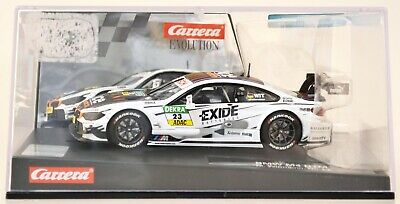 "Carrera 27499 EVOLUTION BMW M4 DTM ""M. Wittmann, No.23"" 1:32 NEU/OVP"