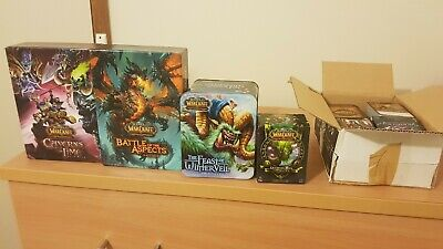 World Of Warcraft Trading Card Game (TCG) Bundle