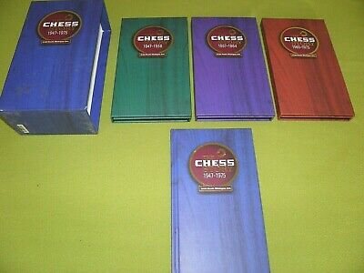 The Chess Story 1947-1975 - Limited Remastered Numbered - 15xCD Box MINT / Blues