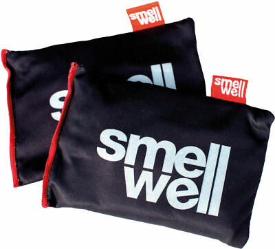 Smell Well Freshener Pouches Odor Eliminator Sports Bag Trainers Boots Pack Of 2