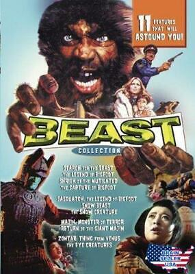 Beast Collection : 11 Movies DVD  New Horror