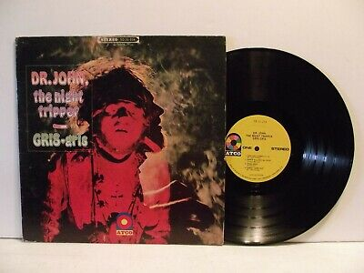 Dr. John, The Night Tripper - Gris Gris  LP Record VG+