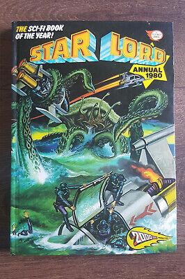STARLORD Annual 1980 Unclipped and good condition 2000AD