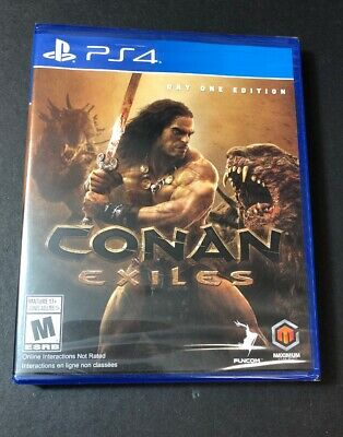 Conan Exiles [ Day One Edition ] (PS4) NEW