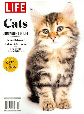 Cats (Time Life Specials) 2019 Companions In Life + Cats vs Dogs-Feline Behavior