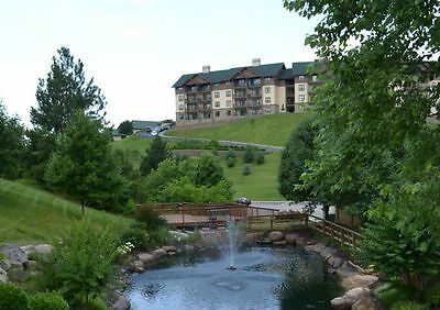 Sevierville, TN, Wyndham Smoky Mountains, 1 Bedroom Deluxe, 27 - 29 July 2019