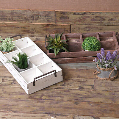 1pc Storage Box Retro Decorative Wooden Storage Box Wine Box for Home Restaurant