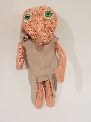 Harry Potter - Knitted Dobby - Promotional Prize - NEW - NEVER on general sale