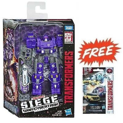 Transformers Generations Siege War For Cybertron Deluxe Brunt Action Figure Wfc