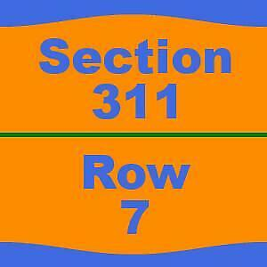 4 Tickets The Rolling Stones 6/29/19 Burl's Creek