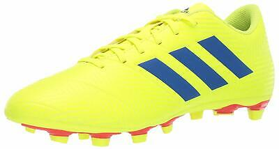 a74e2bc0c ADIDAS F50 INDOOR Soccer Shoes Size 6 Men's Neon Yellow & Purple ...