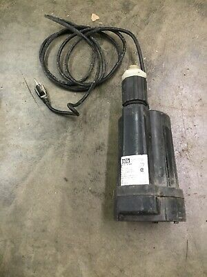 Do-It Submersible Utility Pump Model#: 473685 1/4HP 1600 GAL. Per Hour