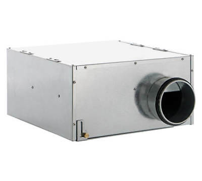 Radial Pipe Fan Ca Il Quiet Es up to 850 M³/H Air Performance with Ec Engine