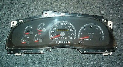 FORD F150 EXPEDITION gauges speedometer instrument cluster w