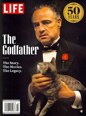 The Godfather (Time Life Specials) 2019 The Story-The Movies-The Legacy