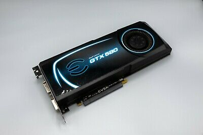 Mac-Compatible Video Card - EVGA nVidia GeForce GTX 580 3GB - MFN 03G-P3-1584-RX