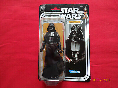 Star Wars Black Serie Dark Vador (legacy pack) 40th Anniversary Darth Vader
