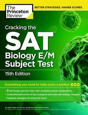 COLLEGE TEST PREPARATION: Cracking the SAT Math 2 Subject