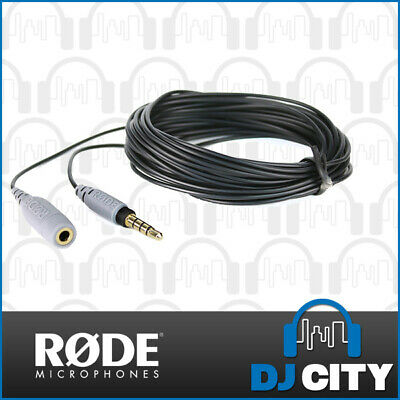RODE SC1 TRRS Extension Cable 6m for SmartLAV and SmartLAV+ Lapel Microphones