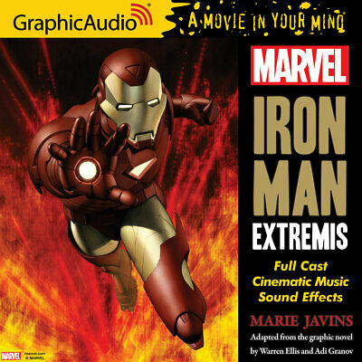 Marvel -  Iron Man - Extremis  Audio Book Download