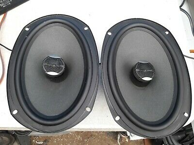 FOCAL IC690TOY 2-WAY KIT SPEAKERS COAXIAL OVALS 6x9