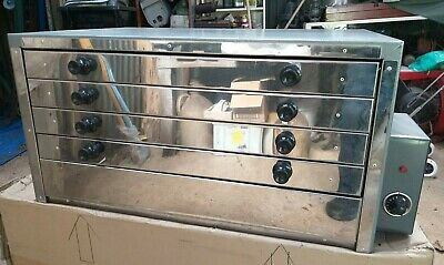 Commercial Restaurant Cafe RITTER ELECTRIC PIE OVEN 120 UNITS