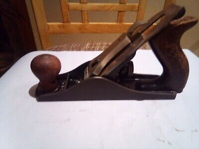 Vintage Stanley Bailey No. 3 Smooth Bottom Plane Type 16 (1933-1941)
