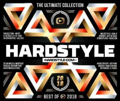 V/A: Hardstyle The Ultimate Collection - Best Of 2018 [Cd]