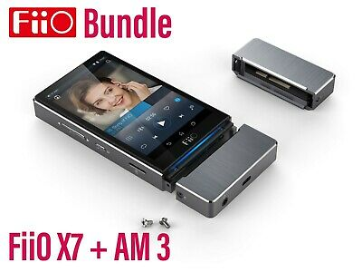 FiiO Bundle X7 + AM3 Module