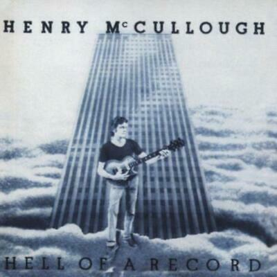 Henry Mccullough: Hell Of A Record (Cd.)