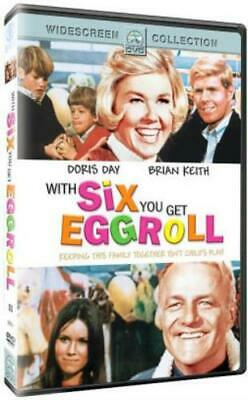 WITH SIX YOU GET EGGROLL (Region 1 DVD,US Import,sealed.)