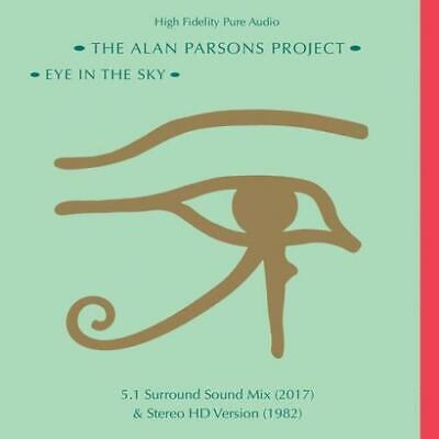 ALAN PARSONS PROJECT: EYE IN THE SKY: 35TH ANNIVERSARY EDITION {Region B BluRay}